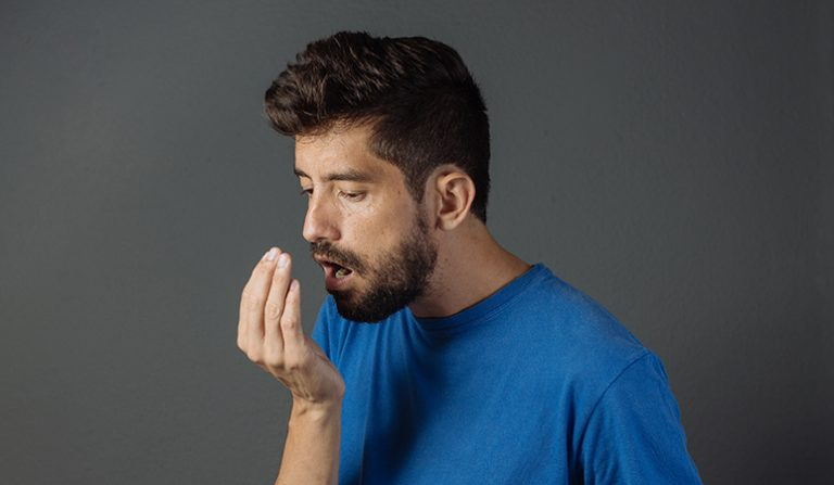 The embarrassing problem of bad breath